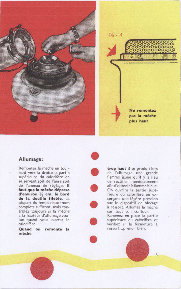 Saf-e-fire gebruiksaanwijzing (Frans) / Instructions (French)